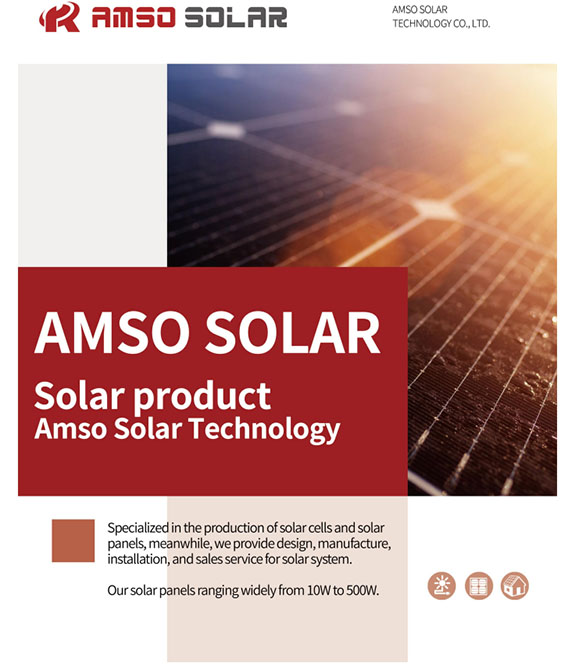 Amso Solar Technology Profile
